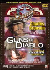 Gun Of Diablo on DVD