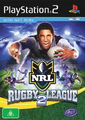 Rugby League 2 for PlayStation 2