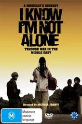 I Know I'm Not Alone on DVD
