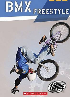 BMX Freestyle by Ray McClellan