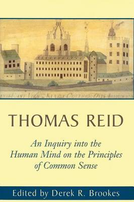 An Inquiry into the Human Mind by Thomas Reid