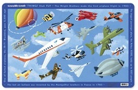 Crocodile Creek Placemat - Things That Fly