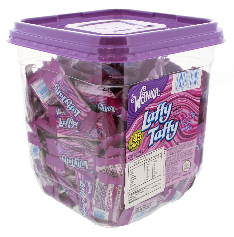 Wonka Laffy Taffy Grape (1.39kg) image