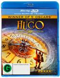 Hugo (3D Blu-ray/2D Blu-ray/) DVD
