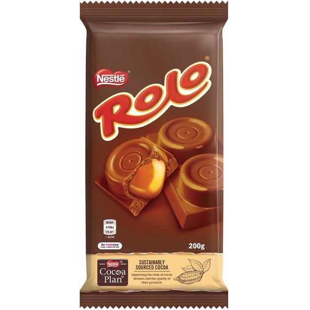 Rolo Block (200g)