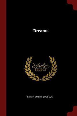 Dreams by Edwin Emery Slosson image