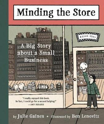 Minding the Store by Julie Gaines image
