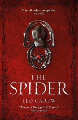 The Spider (The UNDER THE NORTHERN SKY Series, Book 2) by Leo Carew image