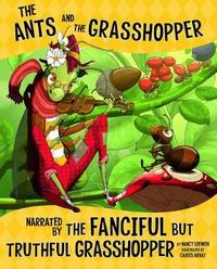 Other Side of the Fable Ants and Grasshopper by Nancy Loewen