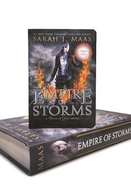 Empire of Storms Miniature Character Collection by Sarah J Maas