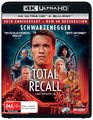 Total Recall - Classics Remastered on Blu-ray, UHD Blu-ray
