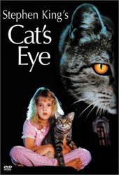 Stephen Kings Cat's Eye on DVD