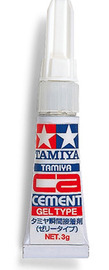 Tamiya CA Cement - Gel Type