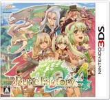 Rune Factory 4 for Nintendo 3DS