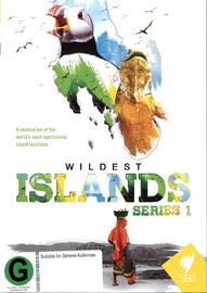 Wildest Islands - Series 1 on DVD
