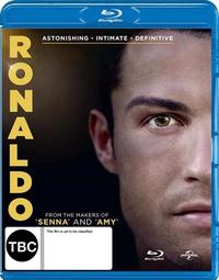 Ronaldo on Blu-ray