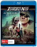 Turbo Kid on Blu-ray