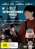 April and the Extraordinary World DVD