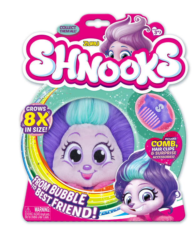 Shnooks: Magical Style Plush - Sheebah