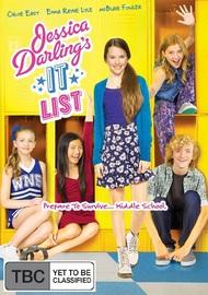 Jessica Darlings It List on DVD