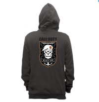 "Call of Duty: Black Ops 4 Zipper Hoodie ""Patch"", L"
