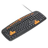 Promate Professional Ergonomic Wired Keyboard