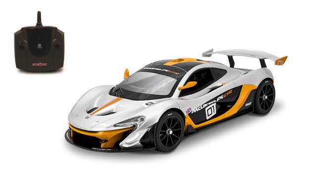 Gearmaz: 1:12 Scale RC Car - Mclaren P1 GTR (Rechargeable)