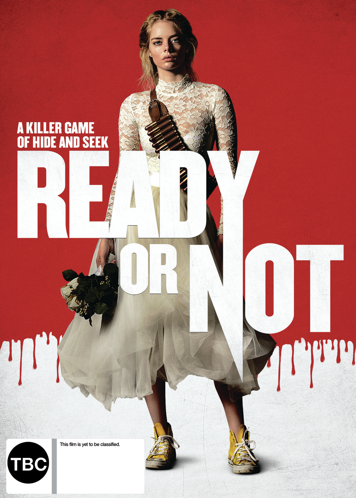 Ready Or Not on DVD image