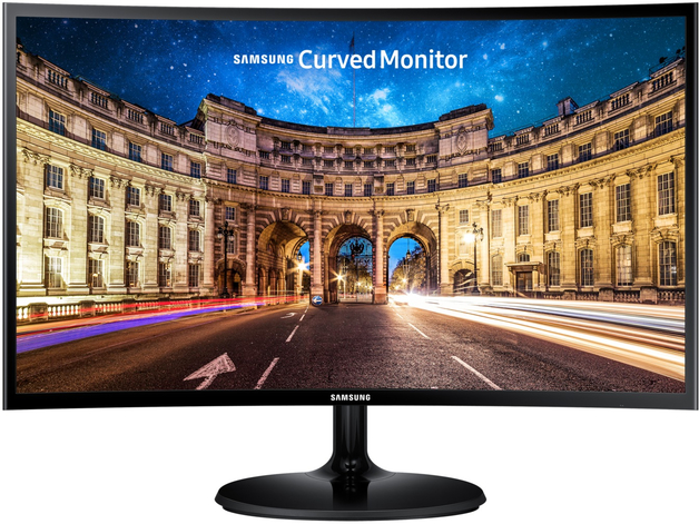"23.5"" Samsung Curved 4ms FHD FreeSync Gaming Monitor"