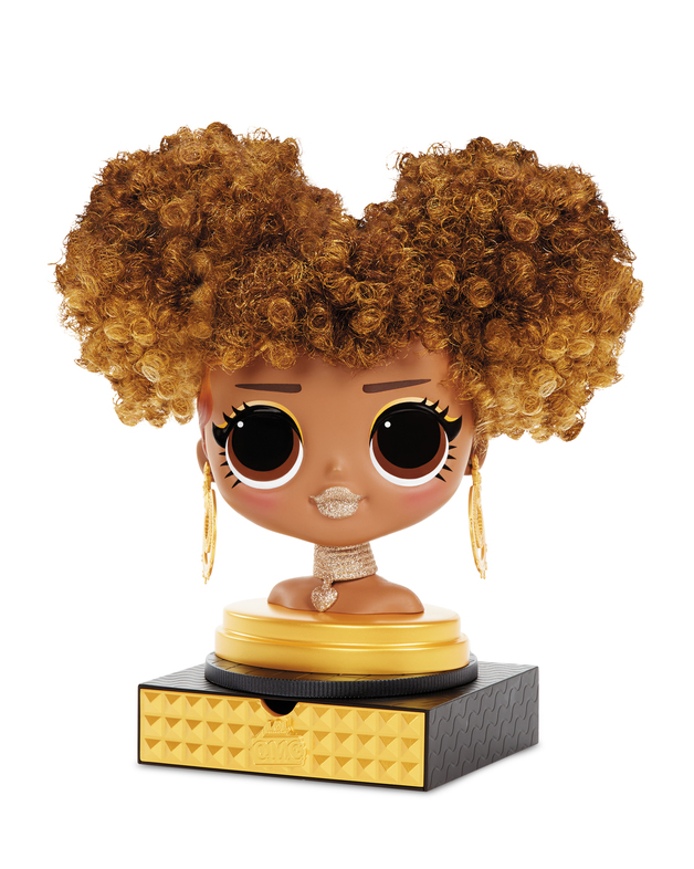 L.O.L. Surprise! - OMG Styling Head (Royal Bee)