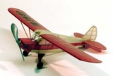 """J4-E Piper Cub Coupe 17.5"""" Wingspan Model Kit"""