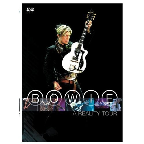 David Bowie - A Reality Tour on DVD