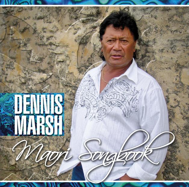 Maori Songbook by Dennis Marsh