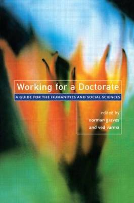 Working for a Doctorate image