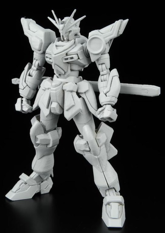 1/144 HGBF Kamiki Burning Gundam Model Kit image