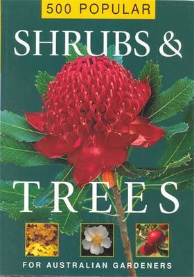 500 Popular Shrubs and Trees image
