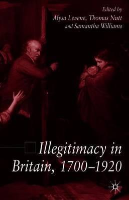 Illegitimacy in Britain, 1700-1920 image