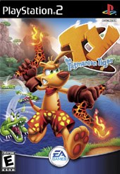 Ty the Tasmanian Tiger for PlayStation 2