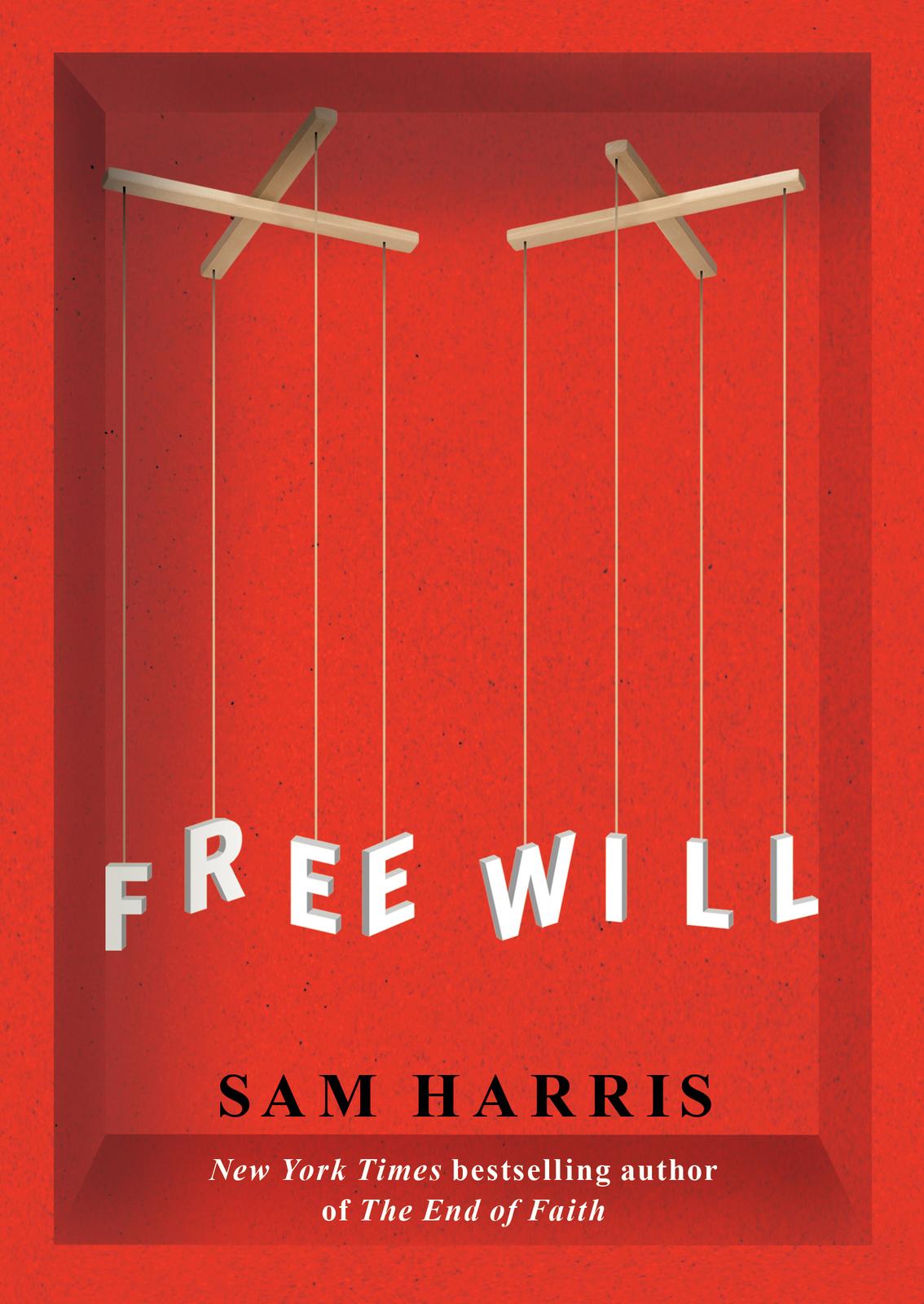 Free Will by Sam Harris image