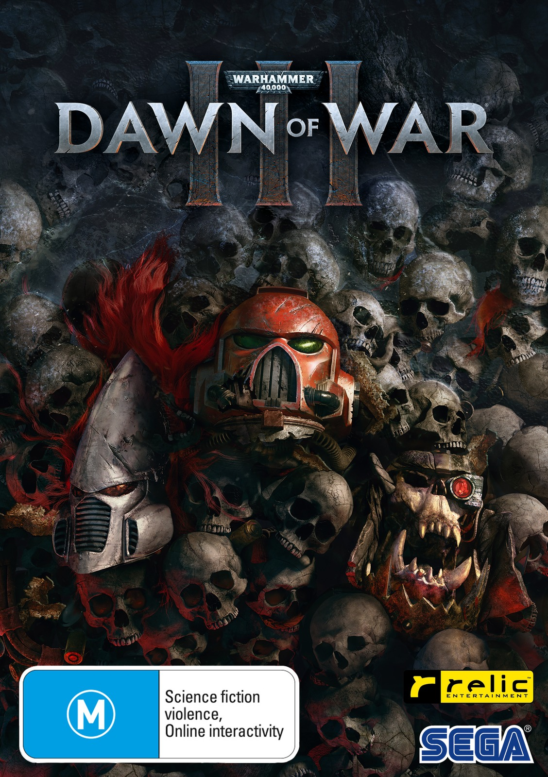 Warhammer 40,000: Dawn of War III for PC Games image