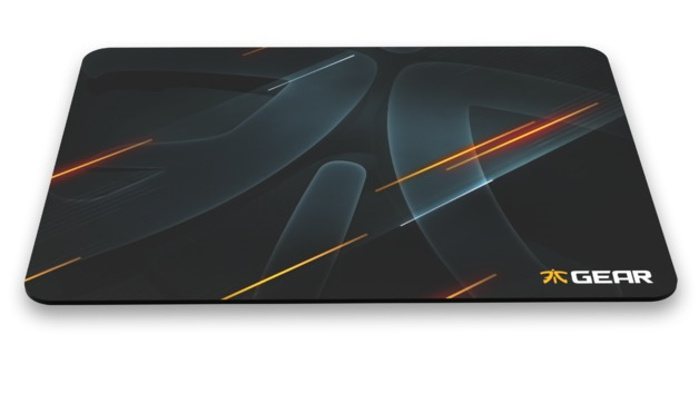 Fnatic Focus Pro Gaming Mousepad - Neon XXL for PC Games