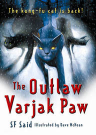 The Outlaw Varjak Paw by S.F. Said image