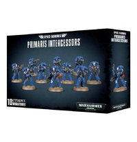 Warhammer 40,000 : Space Marines Primaris Intercessors