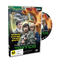 The Day Of The Triffids on DVD image