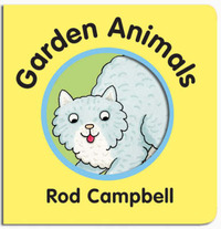 Garden Animals by Rod Campbell image