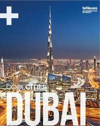 Interactive Coffee Table Book Cool Cities Dubai by APA Publications Limited