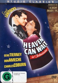 Heaven Can Wait (Studio Classics) on DVD image