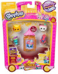 Shopkins: Season 8 Five Pack image