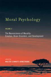 Moral Psychology image