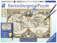 Ravensburger : Antique World Puzzle 1200pc